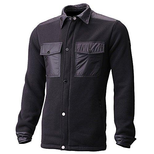 Descente Gage Fleece Jacket Mens Black