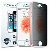 Tech Armor Apple New iPhone 5S / iPhone 5C / iPhone 5 Ultimate 4-Way, Premium 360 Degree Privacy Screen Protector with Lifetime Replacement Warranty [1-Pack] - Retail Packaging