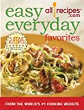 img - for Easy Everyday Favorites: From the World's #1 Cooking Website book / textbook / text book