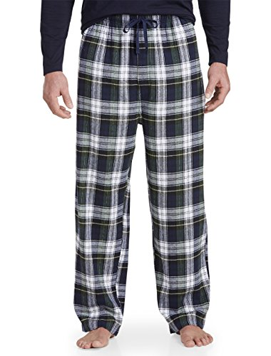 Campbell Flannel - Harbor Bay DXL Cambell Plaid Flannel Lounge Pants