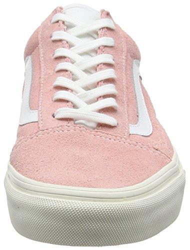 Vans Old Skool, Zapatillas de Skateboarding Para Mujer Rosa (Blossom/True Whiteretro Sport)