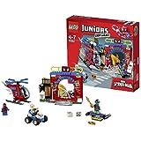 LEGO 10687 Juniors Marvel Legends Spider-Man Hideout