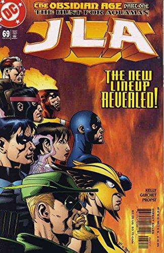 JLA #69 FN ; DC comic book