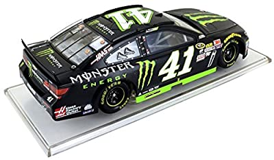 Autographed Kurt Busch 2016 Monster Energy 1:24 Scale Diecast Car Includes Certificate of Authenticity