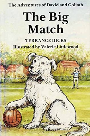 book cover of The Big Match