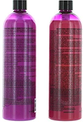 TIGI Bed Head Dumb Blonde Shampoo and Reconstructor Conditioner Duo, 25.36 Oz each