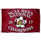 Charleston Golden Eagles 2017 D2 Men's Soccer Champions Flag