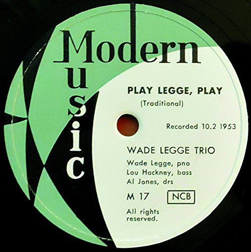 Resultado de imagen de Modern Music M17 wade legge