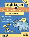 Sprach und Rechenspiele 3. Klasse (PC+MAC)