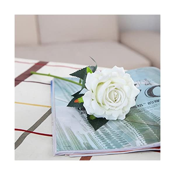 YJYdada-5-Pcs-Artificial-Silk-Fake-Flowers-Rose-Flower-Wedding-Bouquet-Party-Home-Decor