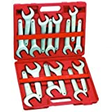 Wrench Set 15 Piece SAE Service
