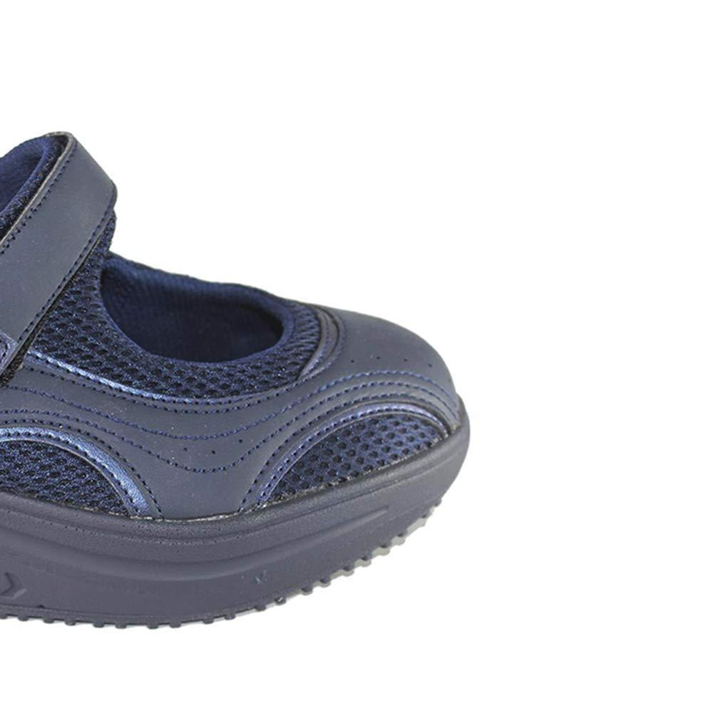 Glutei Benessere - Zapatillas de Mujer adelgazantes y Resistentes ...