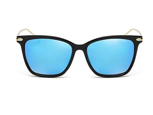 GAOCF Gafas De Sol Polarizadas Gafas Caja Resistencia Uv400 Polarizador Marea Hombres Y Mujeres Gafas De