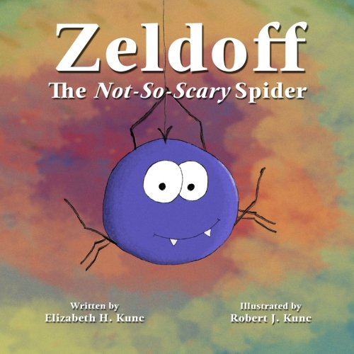 Zeldoff the Not-So-Scary Spider ebook