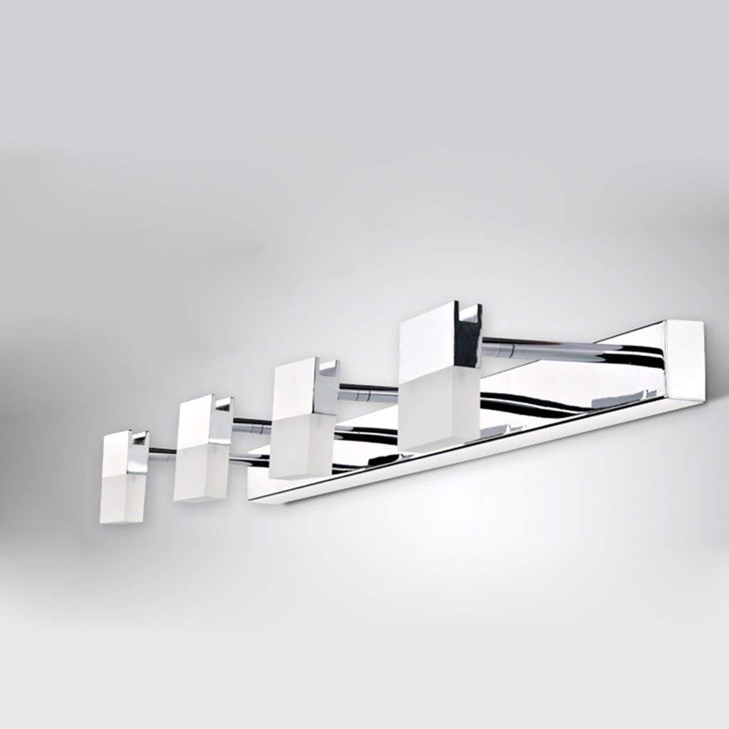 壁取り付け用燭台照明 バスルーム照明ミラーミラーキャビネットランプLEDプロジェクター、バスルーム防水モダンなウォールランプライトバスルームは Warm、光の光の中で、ライトを構成します。 Warm (Color : Warm (Color White-15w88cm) B07Q4KR81M Warm White-12w68cm Warm White-12w68cm, リカーBOSS:c87d5d47 --- m2cweb.com