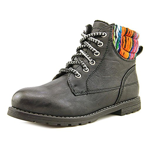 Womens Black 5 EU 39 Boots Patrizia 8 Vincente Womens Step Spring by US SwAZAq
