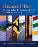 Business Ethics, 3rd Edition Front Cover