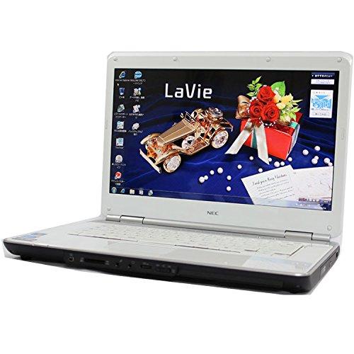 NEC LaVie L LL700 VG1W PC-LL700VG1JW Core2Duo 4GB 500GB ブルーレイ 16型 パソコン