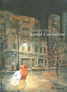 "Afficher ""Journal d'un fantôme"""