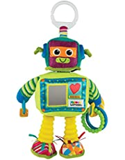 Lamaze Rusty The Robot Plush Stroller Toy
