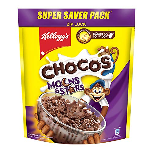 Kellogg's Chocos Moons and Stars, 1.2kg