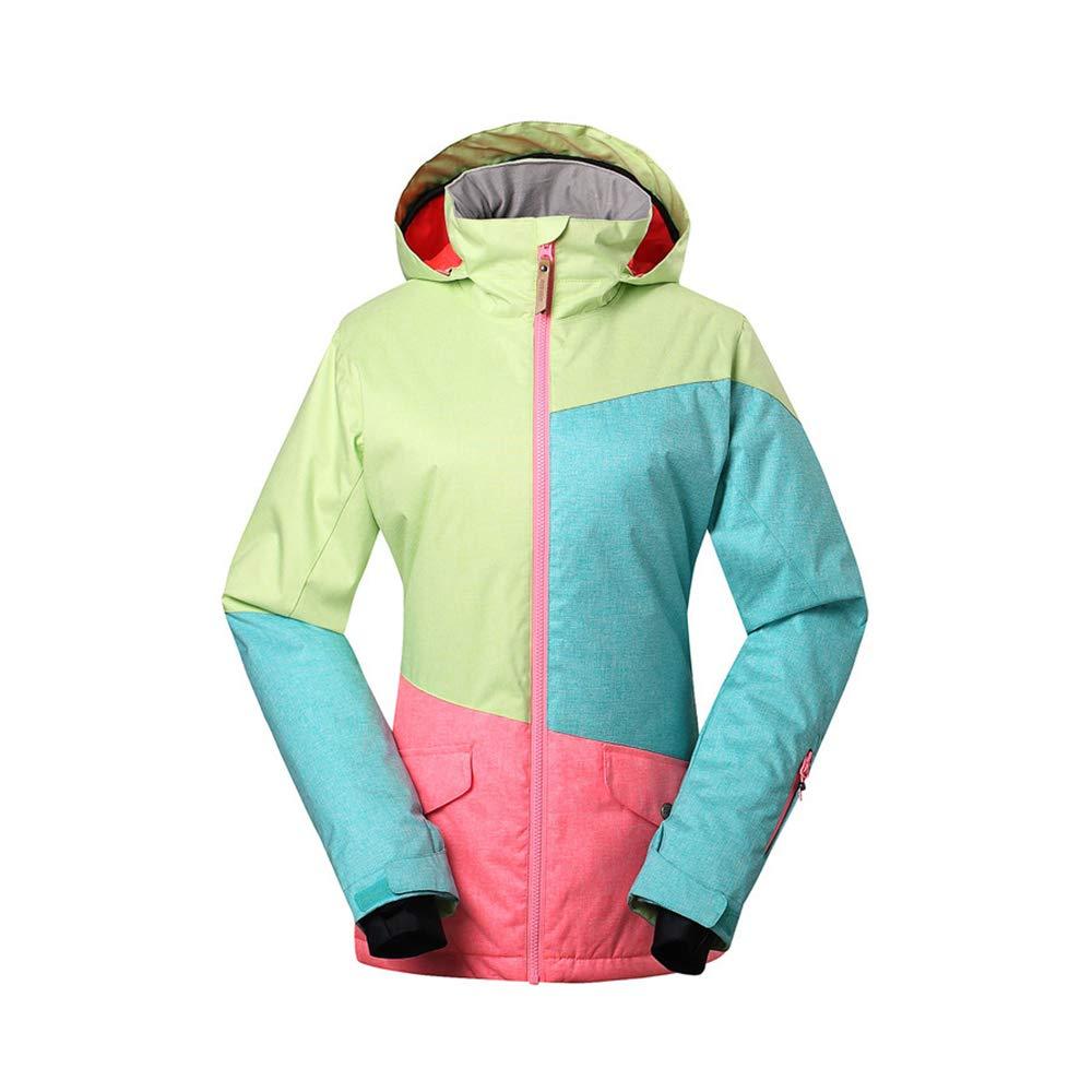 Alte Grün Outdoor-Skibekleidung Für Frauen, Antistatische, Verschleißfeste Warme Wintersportarten