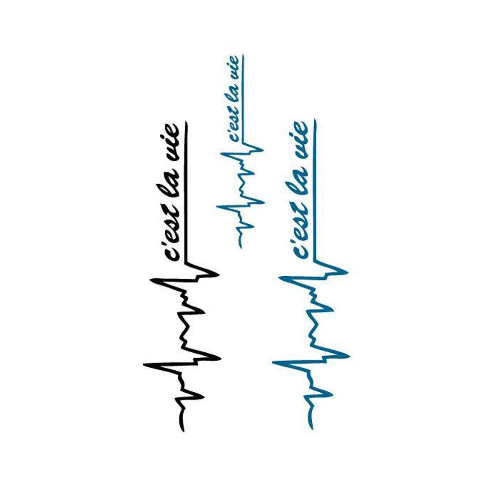 Muluo Electrocardiograma Latido Del Corazón Patrón De Transferencia