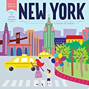 New York: A Book of Colors (Hello, World)