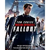 Paramount Mission: Impossible - Fallout (Blu-Ray + DVD + Digital)