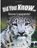 Snow Leopards, Breanne Satori, 1495341100