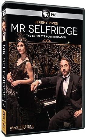 Masterpiece: Mr Selfridge - Season 4 Edizione: Stati Uniti ...
