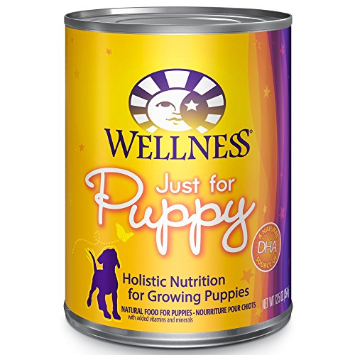 Just For Puppy Wet Dog Food, 12.5-oz, case of 12