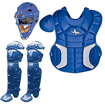 Image of All-Star Allstar Players Series Catchers Set 7-9 Catcher Masks