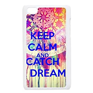 Keep Calm Dream Catch iPod Touch 4 Case White WS0230928