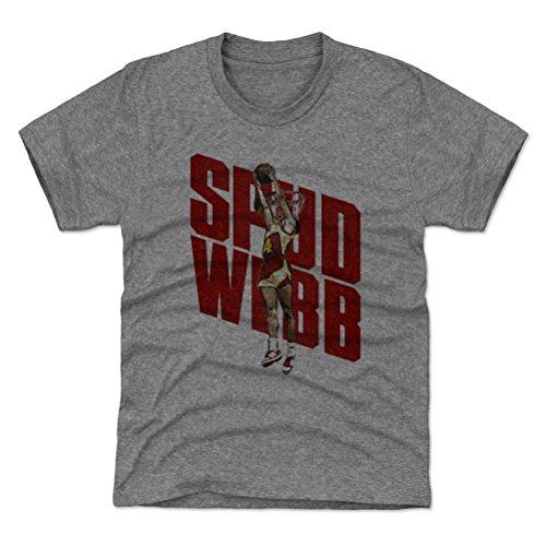 500 LEVEL Atlanta Basketball Youth Shirt - Kids Large  Tri G