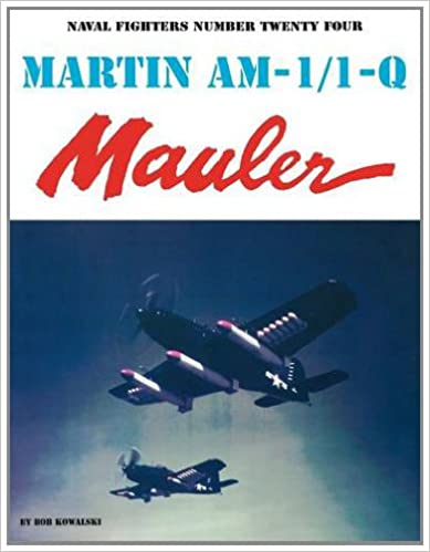 Martin AM-1/1-Q Mauler (Naval Fighters)