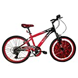 Hot Wheels Cycle, Red/Black (24-inch)