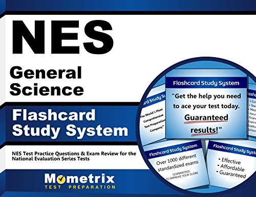 NES General Science Flashcard Study System: NES Test Practice Questions & Exam Review for the National Evaluation Series Tests (Cards)