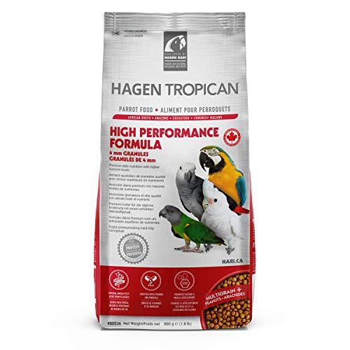 Tropican Alimentopara Loros con Formula Alta Energía –820gr