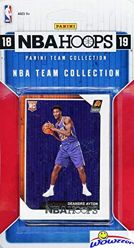 dddc2e092 Phoenix Suns 2018/2019 Panini Hoops NBA Basketball EXCLUSIVE Factory Sealed  Limited Edition 12 Card