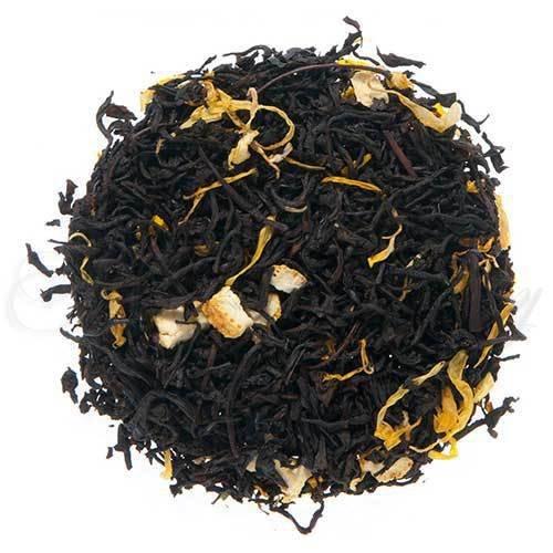 Grand Marnier Cognac - The Spice Lab No. 17 - Grand Marnier Premium Gourmet Black Tea, 2 oz Resealable Bag