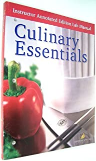 Culinary essentials instructor resource guide john son wales culinary essentials instructor edition lab manual fandeluxe Images