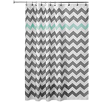 Amazon.com: Intelligent Design ID70365 Nadia Shower Curtain 72x72quot; Teal,72x72quot;: Home Kitchen