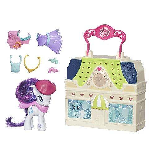 My Little Pony Friendship is Magic Rarity Dress Shop (My Little Dress Shop)