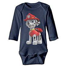 Paw Patrol Long Sleeve Infant Bodysuits