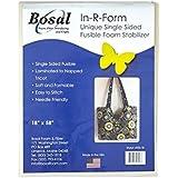 Bosal In-R-Form Single Sided Fusible 1/2 yard Foam Stabilizer