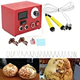 50W 110V Digital Display Multifunction Pyrography Machine Heating Wire Pen Tools