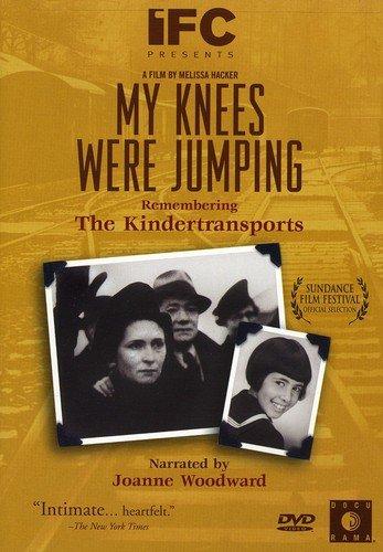 DVD : My Knees Were Jumping: Remebering Kindertransport (DVD)