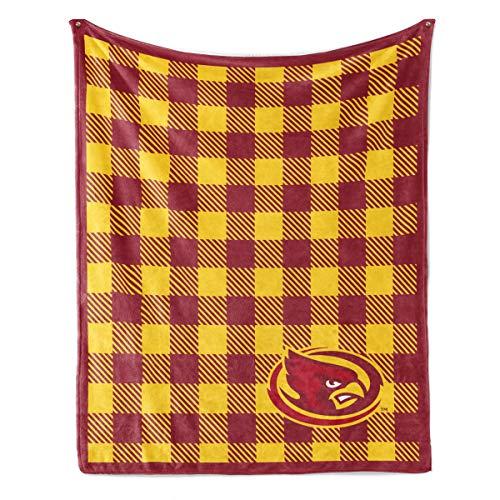 Official NCAA Iowa State University Cyclones - Fleece Blanket - 50x60 -