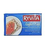 Ryvita Light Rye Crispbread, 8.8 Ounce (Pack of 10)
